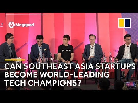 SCMP China Conference: Can Southeast Asia startups become world-leading tech champions?