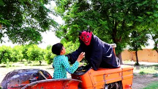 शैतान का ट्रेक्टर ऐक नई कहानी   (Shaitan ka Tractor)   Horror Story