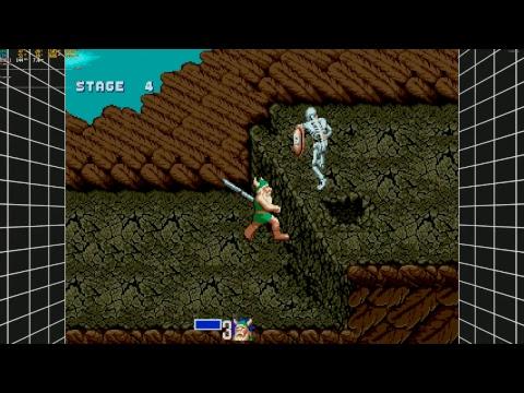 Sega Mega Drive Classics - Golden Axe thumbnail