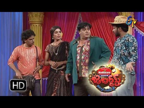 Hyper Aadi Raising Raju Performance | Jabardsth | 23rd February 2017 | ETV  Telugu