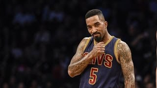 Jr smith contract update