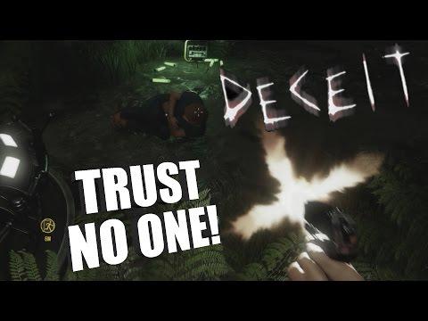 Deceit INNOCENT GAMEPLAY | TRUST NO ONE!