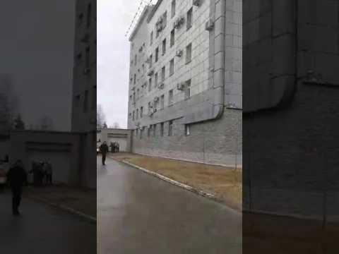 ЧП в Администрации города Нижневартовск