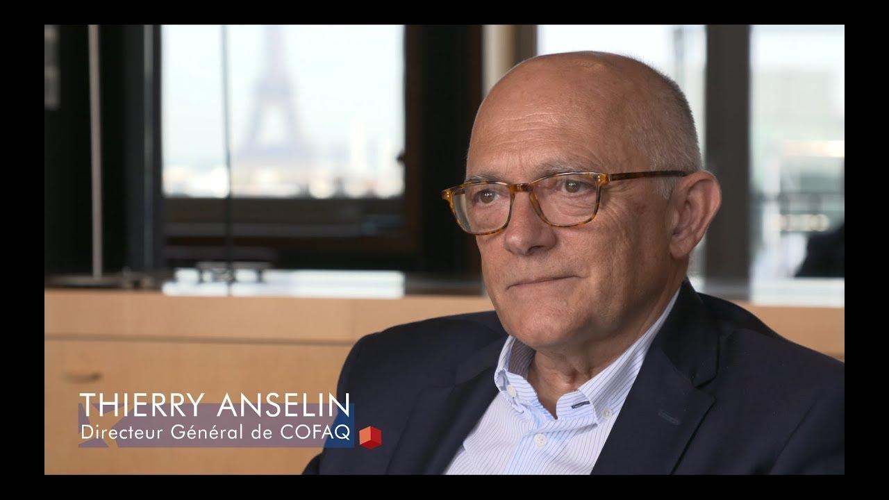 Témoignage COFAQ - Thierry Anselin, Directeur Général