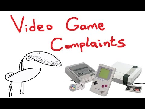 My Video Game Complaints (+ HAND REVEAL!!!!!!)