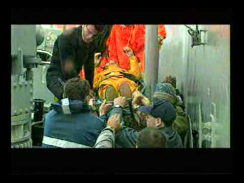 Rescue of Tony Bullimore