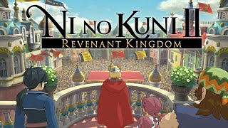 Ni No Kuni II: Revenant Kingdom - First Trailer