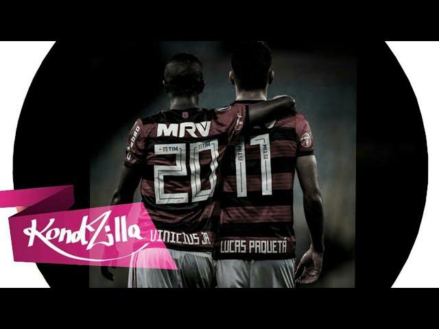 Vinicius Junior e Lucas Paqueta - A Distância Tá Maltratando  (Mc G15 e Mc Bruninho)