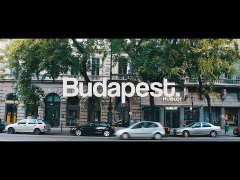 Budapest - August 2016