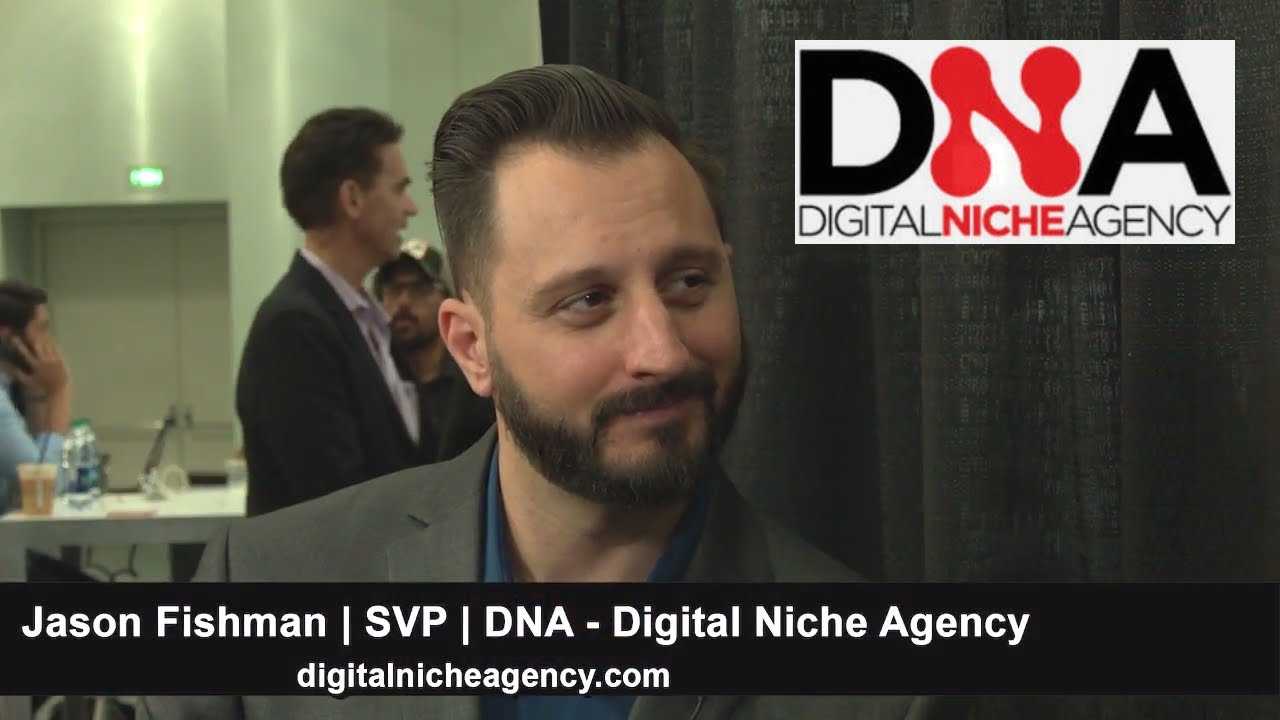 Digital Niche Agency | SVP Jason Fishman | Reach your Target Audience  | Crypto Invest Summit