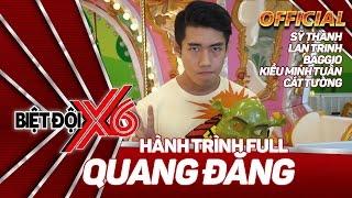Biệt Đội X6 | Hành trình full 16 | Quang Đăng hào hứng chơi cùng người đẹp Sĩ Thanh - Cát Tường.