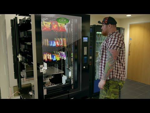 How Do Vending Machines Detect Fake Coins?