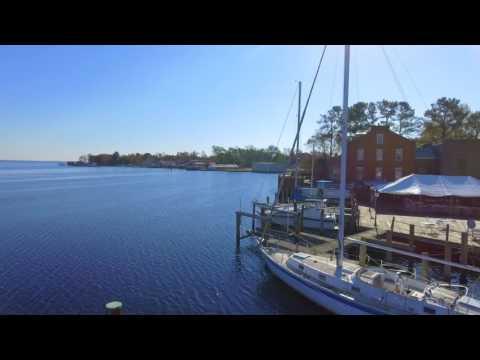 4K Waterfront Elizabeth City, North Carolina