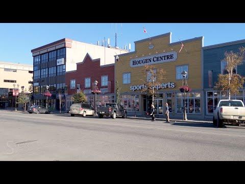 Downtown Whitehorse