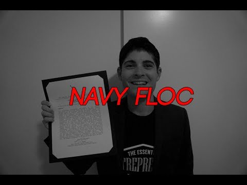 I RECEIVED A NAVY FLOC AWARD