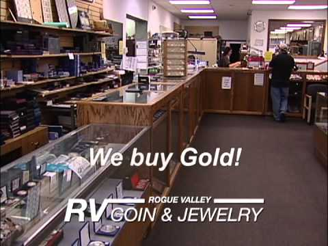 Rogue Valley Coin Jewelry Coin Side 15 Second Tv Adverti T