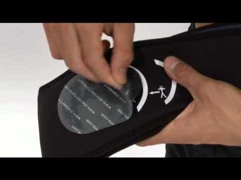 Slendertone Flex Product Setup Youtube