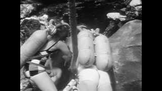 Sea Hunt 2x21 Cave Diving