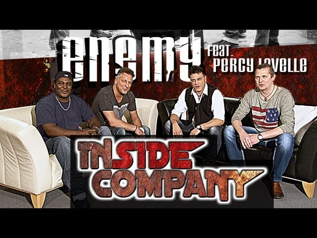 Inside Company - Enemy - Rock Band Ulm 2013