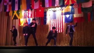 2014 FDR High School muticultural show