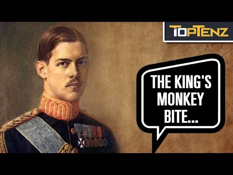 Bizarre And Memorable Deaths From History