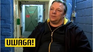 Polscy bezdomni z Berlina nie chcą wracać do kraju (Uwaga! TVN)