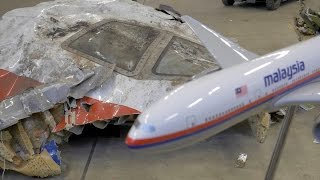 Timeline of MH17 crash by Dutch Safety Board