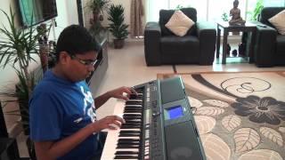 Jay on Keyboard - Kehne Ko Jashne Bahara Hai (Film - Jodha Akbar)