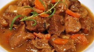 Домашние видео-рецепты - кавказское блюдо Мусалер в мультиварке