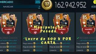TRADE DO MILHÃO - Fifa Mobile