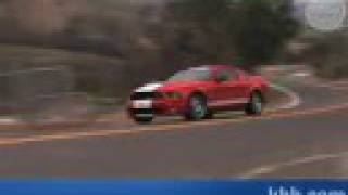 2008 ford mustang shelby gt500 review kelley blue book