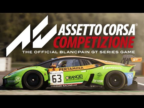 Assetto Corsa Competizione - New Journey Awaits |