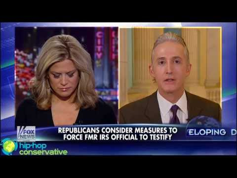Trey Gowdy on why Lois Lerner refused to answer questions