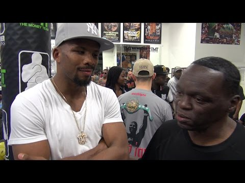 Anthony Joshua vs. Deontay Wilder predictions from the Mayweather Boxing Club