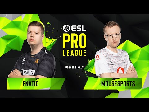 CS:GO - Fnatic Vs. Mousesports [Inferno] Map 1 - Grand Final - ESL Pro League Season 10 Finals