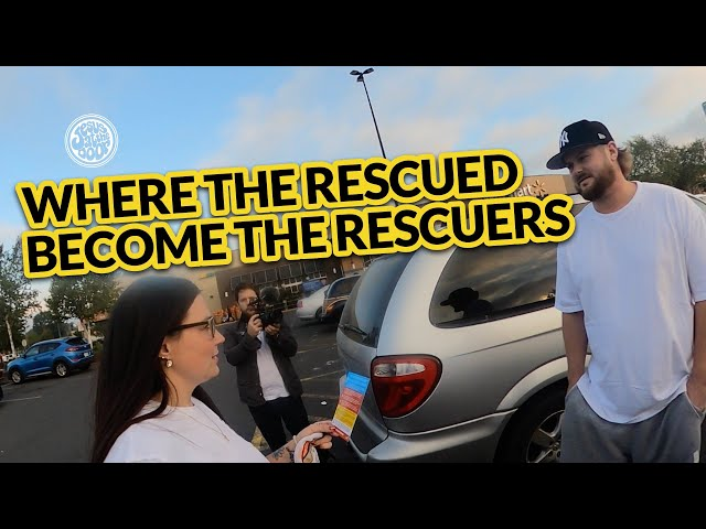 Street Encounters: Where the Rescued become the Rescuers
