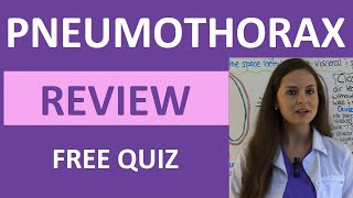 Pneumothorax Nursing, Pathophysiology, Interventions | Open vs Closed vs Tension Pneumothorax