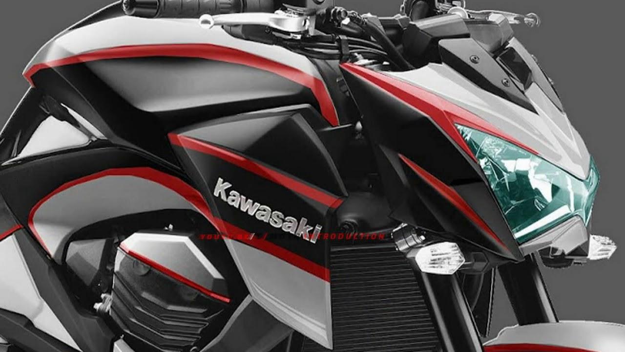 Kawasaki Z800 New Model 2019 Naked Bike 800cc New Kawasaki Z800