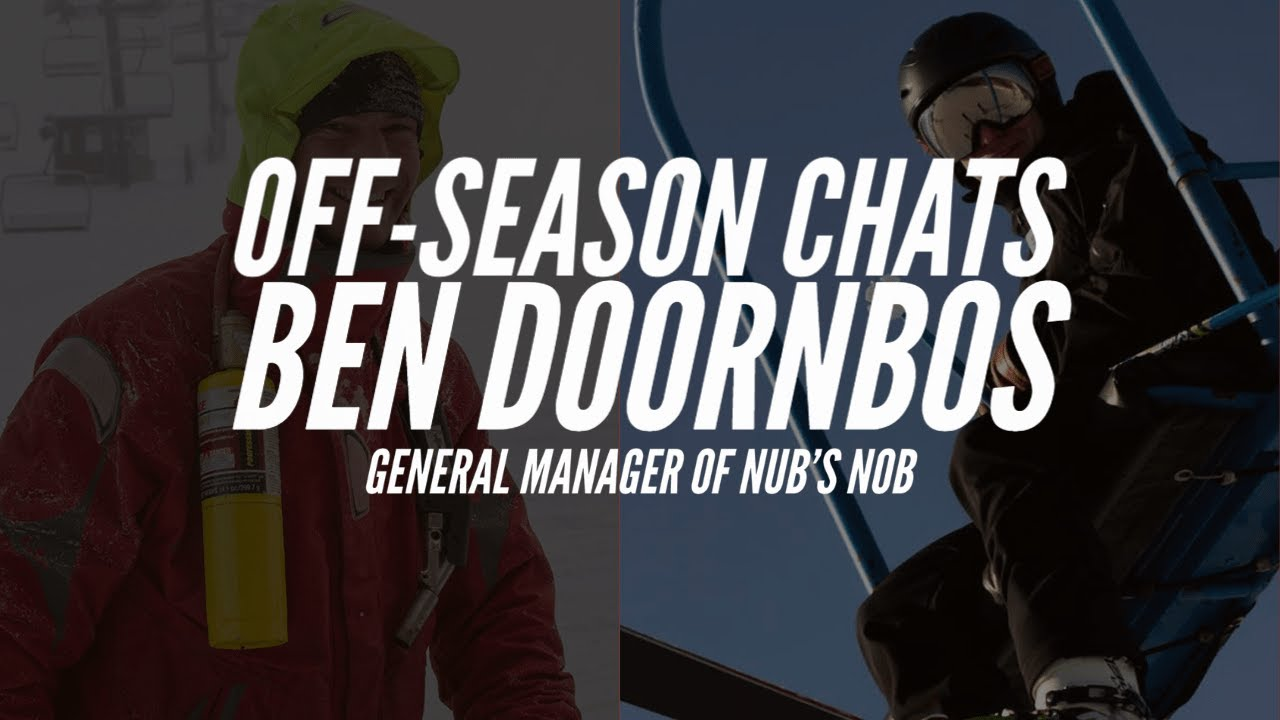 Could A Highspeed Be In Nub's Nobs Future? Let's Chat With  Ben Doornbos