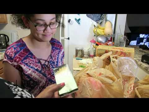 Asian Market Haul & College Shopping at Target. Vlog #53 Kenton & Habiba