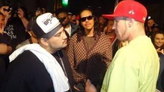 Rap Battle: Las Vegas vs Texas: Franchise vs Big Kree