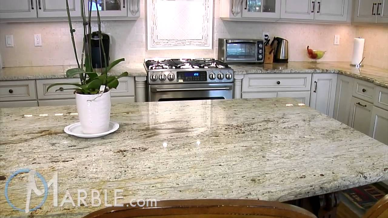 Atlantis Granite Kitchen Countertops By Marble Com Youtube