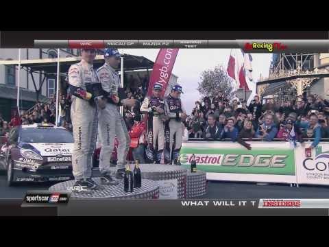 The Racing Insiders Episode 30 Air date Nov. 21 2013