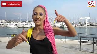 Influencerica Ela Jerković: 'Moja guza konkurira BMW-u' | 24 pitanja