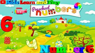 Learn Numbers for Kids, Kids Learn Numbers in English, Preschoolers Learning,  Kids Learn and Play