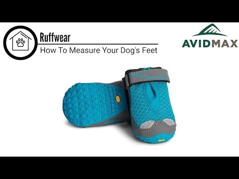 Ruffwear: How To Measure Your Dogs Feet   AvidMax