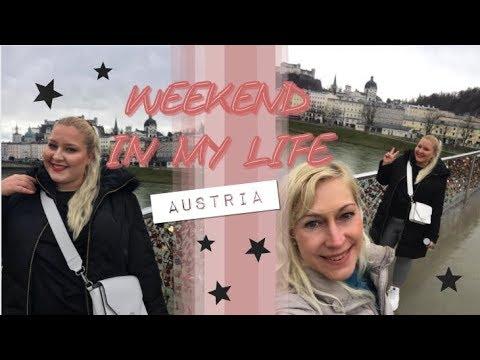 Travel vlog: weekend in Salzburg, Austria ft. mum