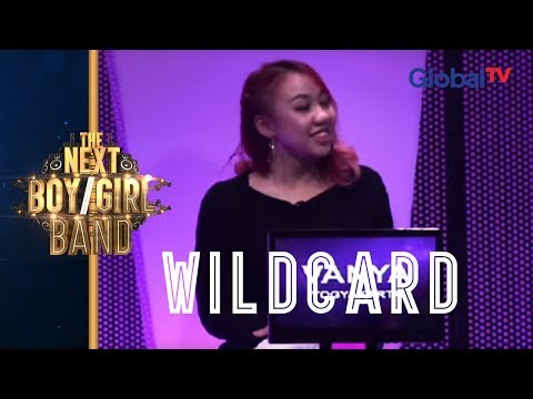 THE RESULT WILD CARD!  | The Next Boy / Girl Band GlobalTV