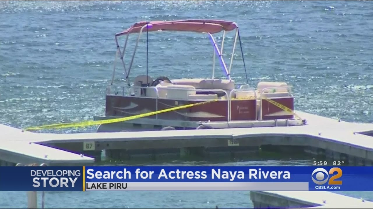 Investigators Release 911 Call Made After Boaters Found 'Glee' Actress Naya Rivera's