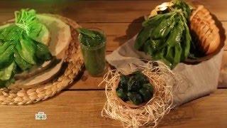 Еда живая и мёртвая: шпинат